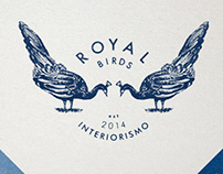 ROYAL BIRDS