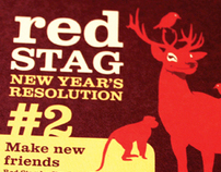 Red Stag Holiday Kit