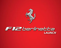 Ferrari F12 Berlinetta Launch