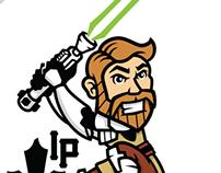 Jedi Sith Mascots!!