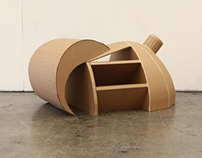 Cardboard Synthesis