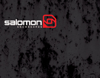 Salomon Snowboards Artwork Contest 2008