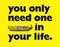 Cadbury's Flake Adverts