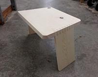 Floor Seating Lap Desk/Table