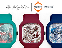 Burak Senturk x Modify Watches