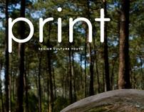 PRINT Magazine - 2008