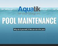 Aquatik Group Website