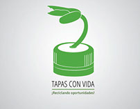 Campaña / recolección tapas plasticas