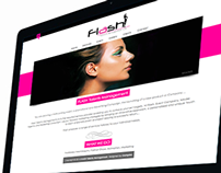 Flashtalents.com - Web Design