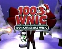 WNIC: 100.3 Christmas Songs