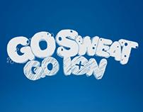 Go Sweat Go Ion!