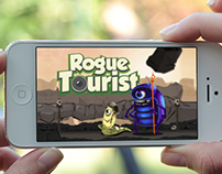 Mobile Game - Rogue Tourist