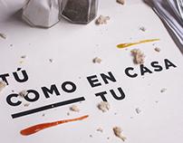 COMO EN CASA BRANDING