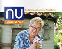 Ledenmagazine Rabobank Peelland Zuid