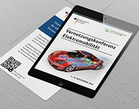 Autonomik App Flyer