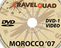 DVD's TravelQuad