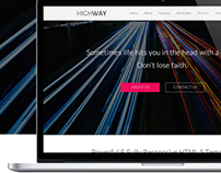 HIGHWAY - MULTIPURPOSE WEBSITE TEMPLATE