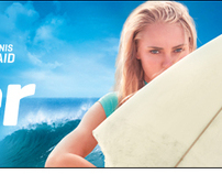 Soul Surfer Movie Events Ad