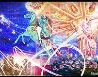 Merry-Go-Round(Past Work)