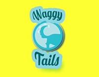 Waggy Tails-Branding