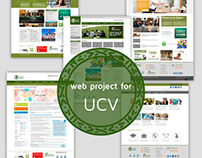 Web project UCV