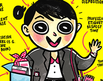 Philippine YoungStar Illustration