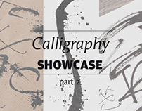 Calligraphy Showcase - part 2