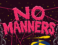 No Manners Single Artwork