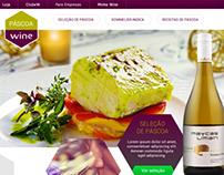 Seleção de Páscoa - wine.com.br