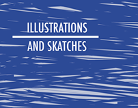 ILLUSTRATIONS, SKATCHES