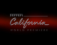 Ferrari California | World Premiere