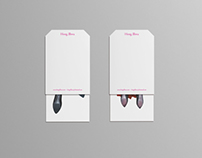 Hong Ilhwa — Business Cards