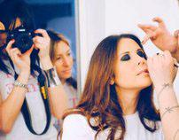 """Backstage shooting fotografico """"Team Bride"""""""
