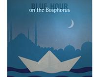 Blue Hour on the Bosphorus
