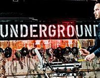 Drake Underground signage