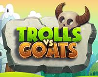 Trolls vs Goats - Puzzle game design