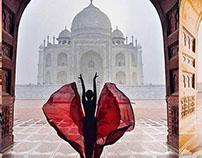 Occasional Wear S/S'18 - Taj Mahal