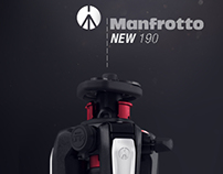 MANFROTTO NEW 190