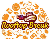 Rooftop Break - Logo Design