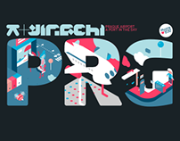 PRG ✈ AIRPORT PRINTS