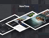NewTime Web