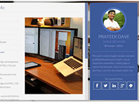My Own Website - Prateek Dave
