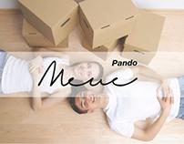 Meue - for PANDO