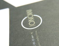Imono: Branding and Stationary