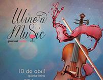 Wine'n Music 2ª Edição
