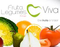Frutas & Legumes - Gala Fruta Viva