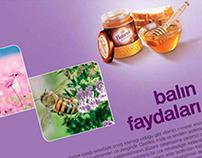 Balarısı Bal 2010 katalog