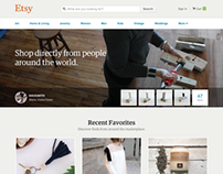 Etsy Product Design:  Building The Marketplace
