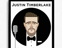 """Justin Timberlake - """"As long as i got my suit and tie"""""""