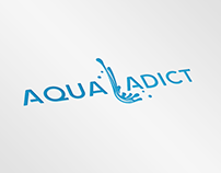 Aqua Adict Logo
